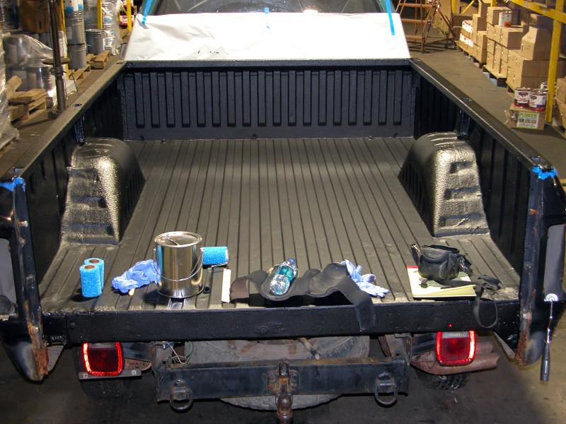 Here Monstaliner Do It Yourself Roll On Truck Bed Liner